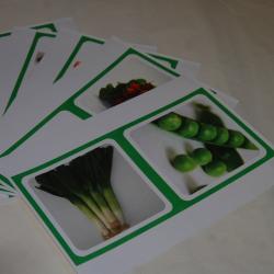 Les légumes (Grandes images classifiées)