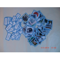 Petite collection bleue