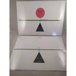 Conjugaison - Zoom affiches des temps simples de l'indicatif - Esprit Montessori